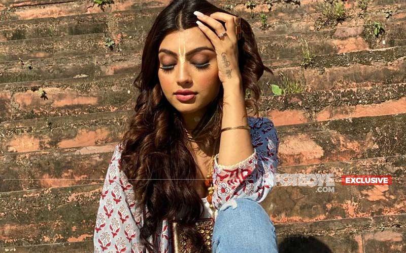 Akanksha Puri Takes Inspiration From Ex-boyfriend's Mother For Her Single Hare Krishna Hare