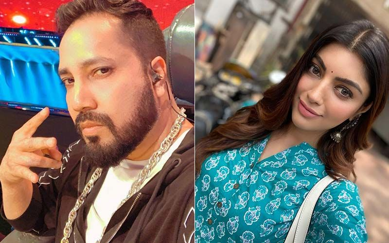 Mika Singh And Akanksha Puri Fuel Dating Rumours As They Share Video Of Them Seeking Blessings At Gurudwara; Fans Congratulate The Duo - WATCH