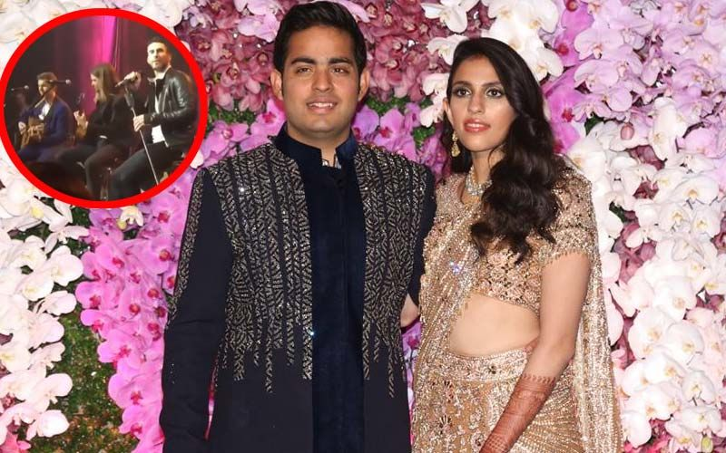 Akash Ambani-Shloka Mehta Wedding Party: Maroon 5 Set The Stage Ablaze With A Live Act, Watch Inside Videos