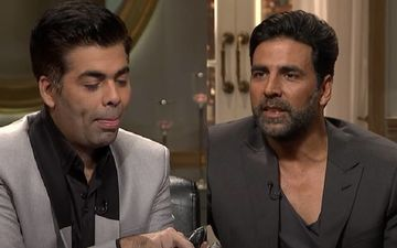 When Akshay Kumar Made Karan Johar Feel Terrible For Skipping Aishwarya Rai Bachchan's Name In Most Stunning Actresses List - WATCH