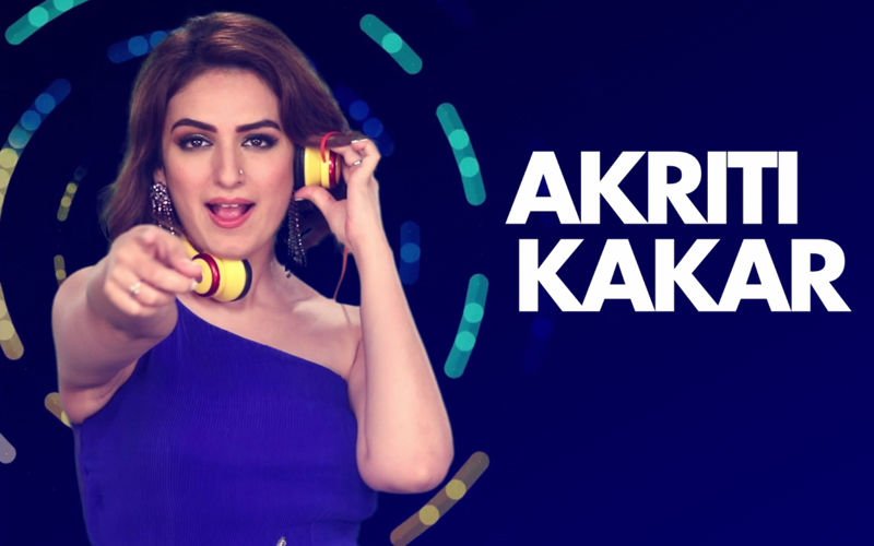 "Bajne Do Night & Day: Akriti Kakar Says ""Music Is the Reason For Her Existence"""