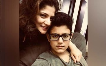 Srabanti Chatterjee Shares An Adorable Picture With Her Son On Instagram