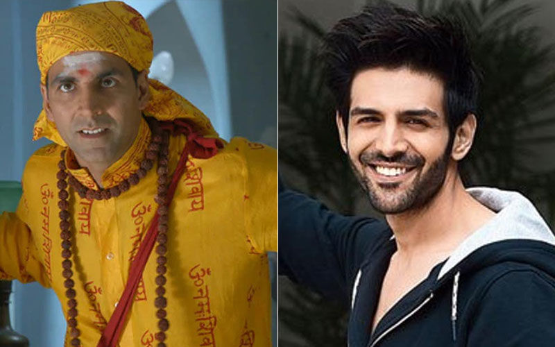 Kartik Aaryan To Replace Akshay Kumar In Bhool Bhulaiya Sequel?