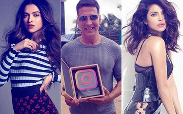 Akshay Kumar Becomes First Actor To Cross 20 Million Instagram Followers. Watch Out Deepika Padukone & Priyanka Chopra