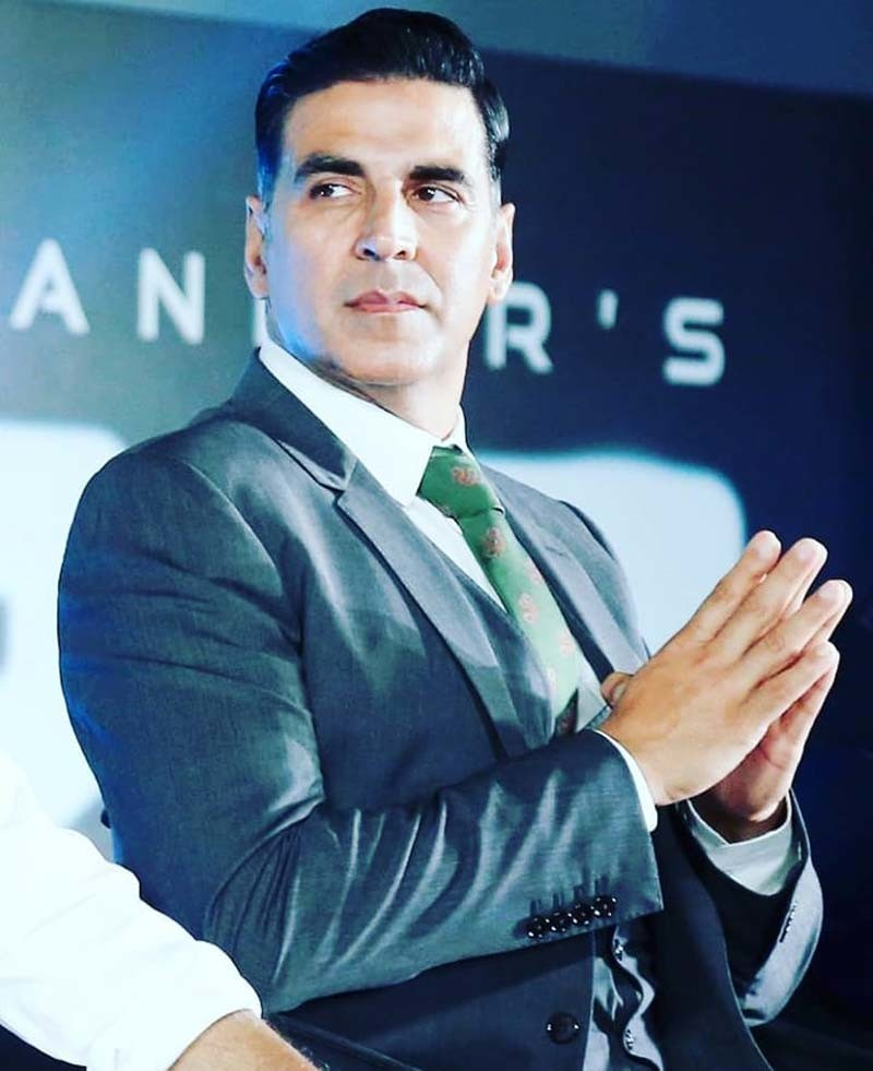 Akshay Kumar Spotted At An Event