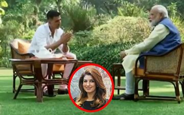 "Embarrassed Akshay Kumar On PM Modi's Comment On Twinkle Khanna: ""Ek Taraf Biwi, Ek Taraf Desh Ka Pradhan Mantri"""