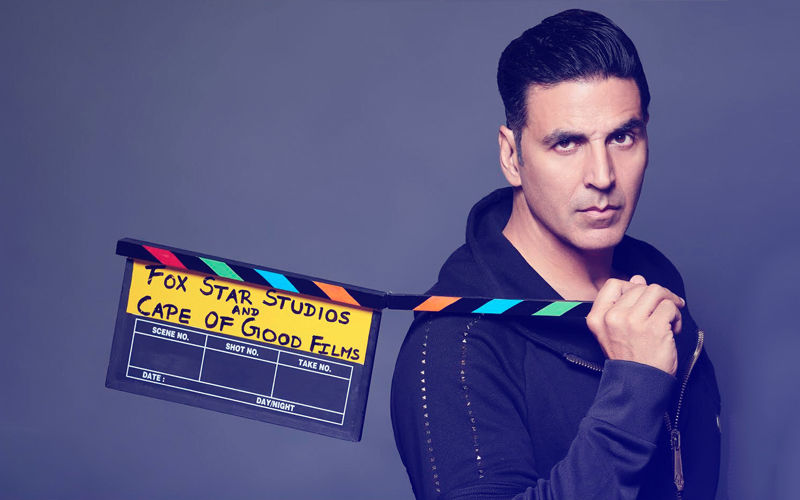 Akshay Kumar Partners With Fox Star Studios For 3 Films