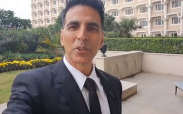 Akshay Kumar Concerned About Home Minister Amit Shah's Health, Has THIS Advice For Him