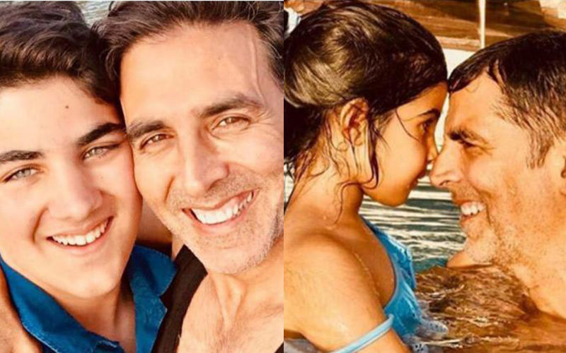 Akshay Kumar Lacerates Trolls, Says 'Star Kids Have Enough Pressure In Life; The World Doesn't Need To Increase It By Trolling'