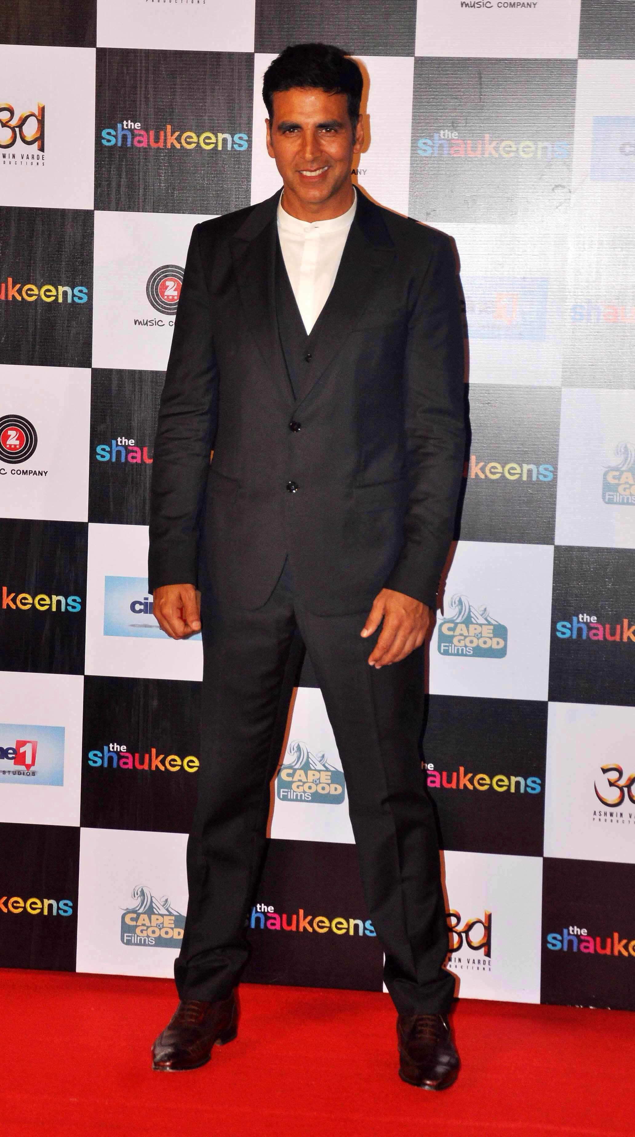 Akshay Joins 'brothers' On Monday