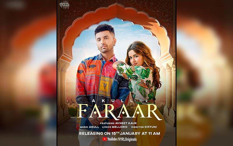 Akull's New Single 'Faraar' Exclusive With 9X Tashan