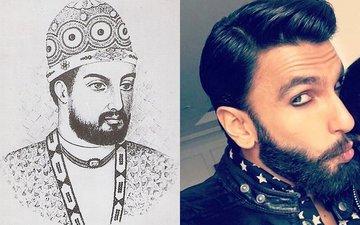 Is This Ranveer Singh's Look In Padmavati?