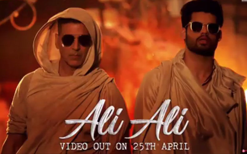 Ali Ali: Punjabi Singer B Praak Sings Another Bollywood Song for Akshay Kumar