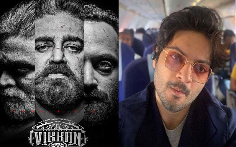 Vikram First Look OUT: Kamal Haasan, Vijay Sethupathi And Fahadh Faasil Ace The Intense Look; Ali Fazal Reacts 'I Am Packing My Bags And Leaving'