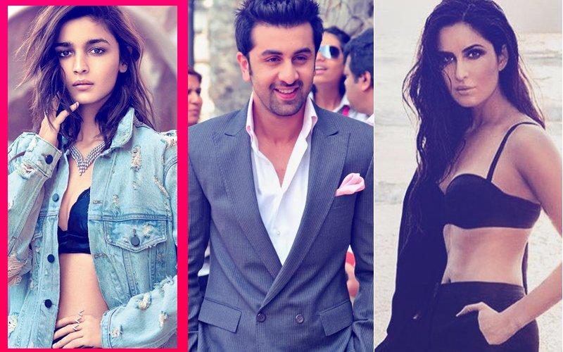 If Alia Bhatt Had To Spy On Katrina Kaif & Ranbir Kapoor, Here's What She'd Want To Know...