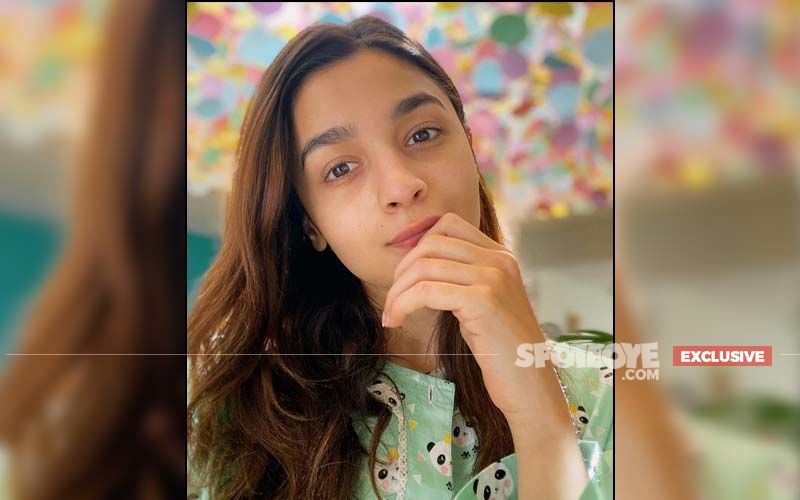 Is Alia Bhatt's Role in RRR Going To Be Expanded Thanks To Her 'Pan-India Appeal'? - EXCLUSIVE