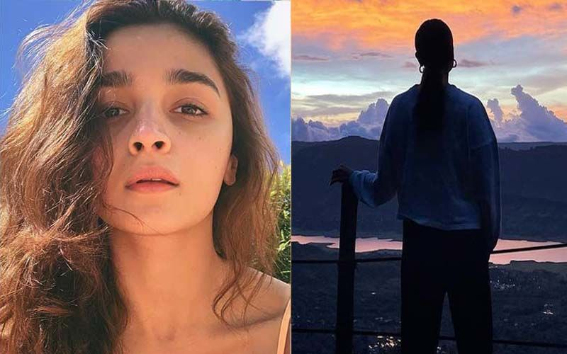 Fans Are Convinced Alia Bhatt's Latest Mesmerising Sunset Pic Is Clicked By Beau Ranbir Kapoor; Here's Why