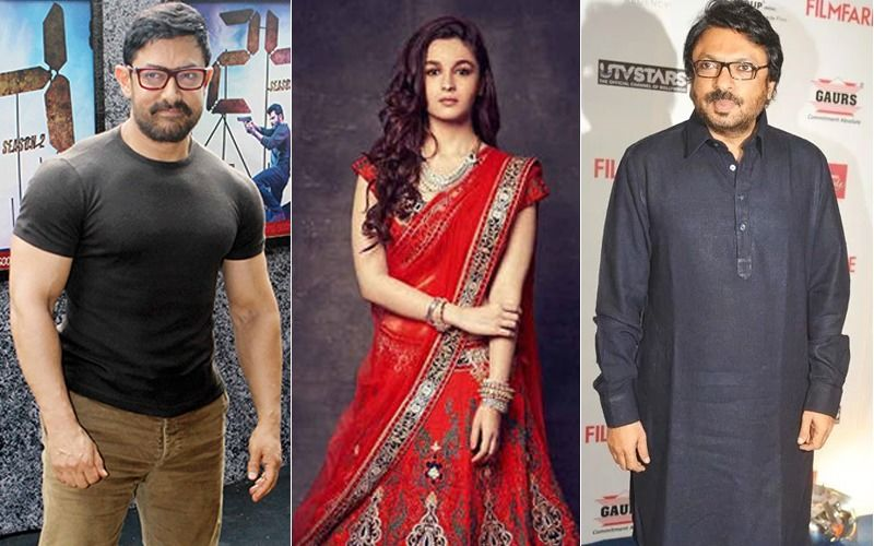 Alia Bhatt Upset With Sanjay Leela Bhansali As She Refused Aamir Khan's Film To Work On Inshallah: Report