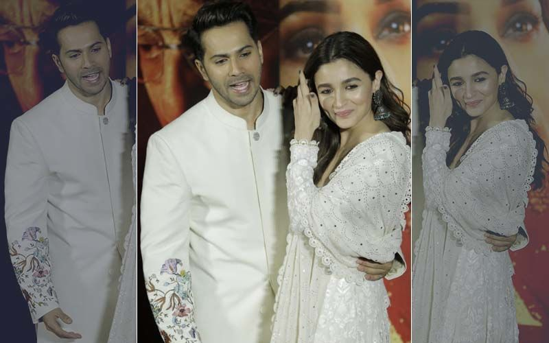 Alia Bhatt Breaks Down At Kalank Teaser Launch; Also Reveals Why Varun And She Fought During The Shoot!