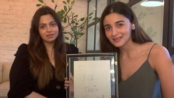 I For India: Alia Bhatt Plunges Herself Into Work To Get A Grip On The Grief; To Participate In I For India Concert Tonight