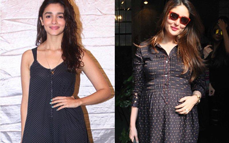 Alia Bhatt And Her Idol Kareena Kapoor Have Something In Common!