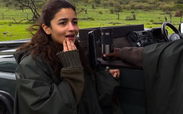 Alia Bhatt Gives A Look Into Her African Safari But Beau Ranbir Kapoor Goes Missing From The Video – Watch Here