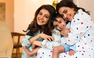Kajal Aggarwal is all set to get hitched to fiancé Gautam Kitchlu on October 30. Her sister Nisha Aggarwal seems to be the most excited of all