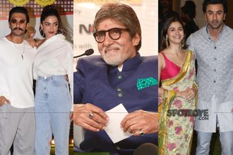 Amitabh Bachchan Is The Most Honest Celebrity, Ranbir-Alia Are The Most Appealing Couple While Ranveer-Deepika Are The Most Respected Couple: TIARA Report