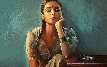 Gangubai Kathiawadi FIRST LOOK: Fiercely Enchanting Alia Bhatt Turns Into A Mafia Queen From A Vulnerable Girl