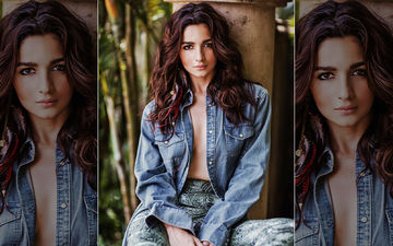 """Alia Bhatt CONFESSES About """"Anxiety"""" And """"Crying For No Reason"""""""