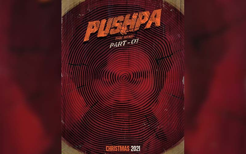 Pushpa Part -1: Allu Arjun Reveals The Release Date Of His Upcoming Actioner; The Sukumar Directorial Is All Set To Release This Christmas