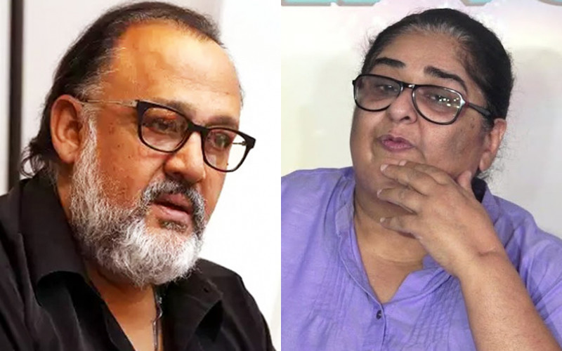 Alok Nath And Vinita Nanda