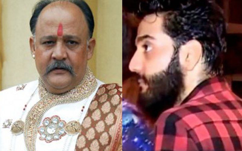 Sanskaari Babuji Alok Nath's Son Booked For Drunk Driving