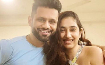 Bigg Boss 14: While Rahul Vaidya Was Busy Proposing His Ladylove Disha Parmar On Her Birthday, Here's What She Posted On Social Media