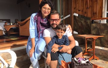 SOCIAL BUTTERFLY: Aamir Khan's Perfect Family Moment In Meghalaya