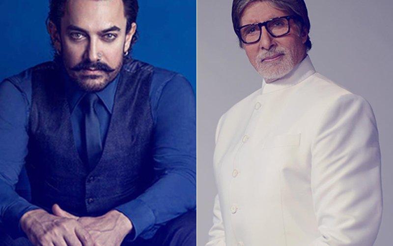 Aamir Khan: Don't Worry, Amitabh Bachchan Is Better Now