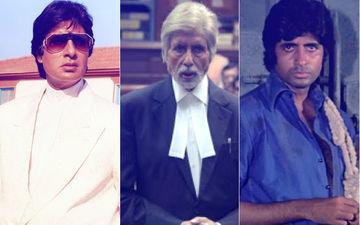 Amitabh Bachchan 76TH Birthday: सदी के महानायक के जन्मदिन पर ये हैं उनके 76 दमदार डायलॉग