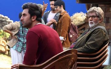 Amitabh Bachchan Explains Why He Needs Four Chairs To Sit Right Next To Ranbir Kapoor; Read On