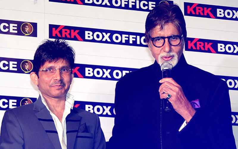 Amitabh Bachchan Welcomes Kamaal R Khan Back On Twitter. Here's What He Has To Say