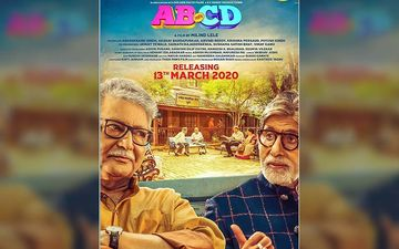 AB Aani CD: New Trailer Unveiling Amitabh Bachchan's Look In The Film All Set For Release