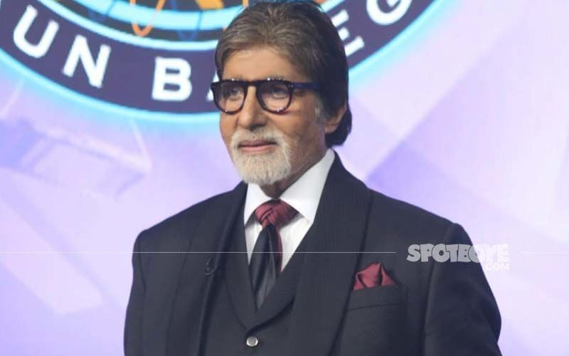 Kaun Banega Crorepati 13: Amitabh Bachchan Shares Photos Of His Fractured Toe From The Sets; Also Treats Fans With Pics From An Old Photoshoot