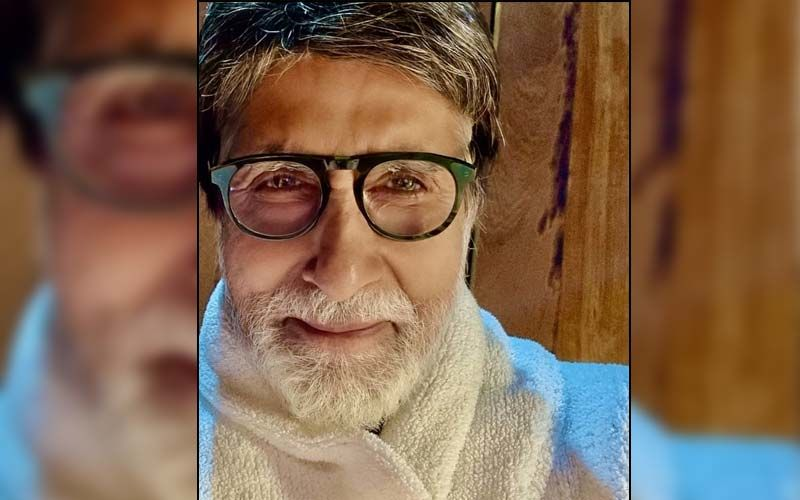 Amitabh Bachchan Shares His Edited Picture And Urges Everyone To Wear A Mask As COVID-19 Cases Surge In India
