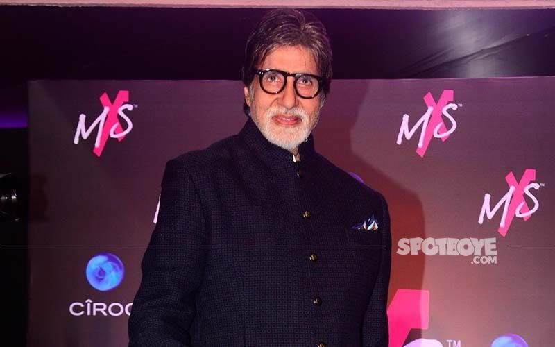 Amitabh Bachchan Recalls His First Job; The Megastar Worked At A Coal Mine Before Making It Big In The Film Industry