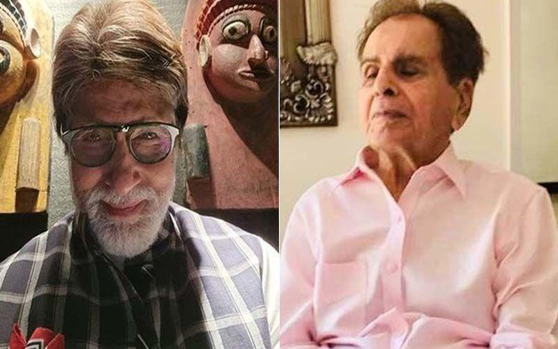 Kaun Banega Crorepati 13: Amitabh Bachchan Remembers Late Dilip Kumar; Recites His Dialogue 'Kaun Kambakht Bardaasht Karne Ke Liye Peeta Hai'