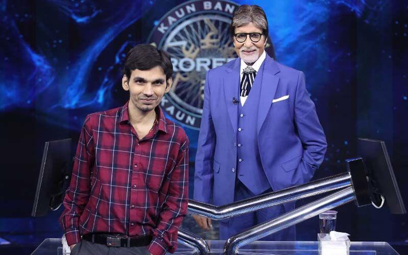 Kaun Banega Crorepati 13: Amitabh Bachchan Fulfils Contestant Pankaj Singh's Dream On The Show With A Surprise Video Call To Genelia Deshmukh