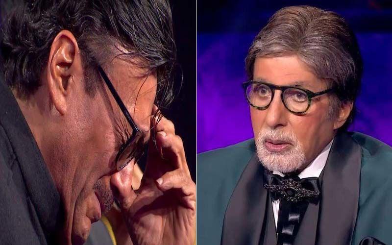 Kaun Banega Crorepati 13 Shaandaar Shukravaar: Amitabh Bachchan Leaves Jackie Shroff In Shock With His 'Bhidu Bhasha', Also Gets Teary-Eyed As The Latter Remembers His Late Mother