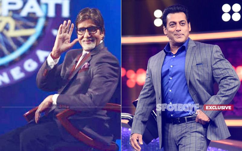 Amitabh Bachchan's Kaun Banega Crorepati 10 To Replace Salman Khan's Dus Ka Dum 3