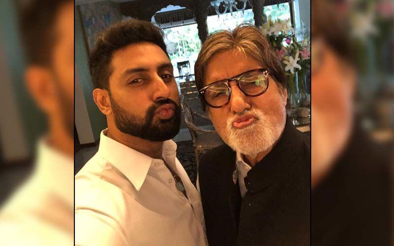 Abhishek Bachchan Recalls Amitabh Bachchan Going Through A Rough Time Financially And Asking Yash Chopra For A Movie When 'Nothing Was Working Out'