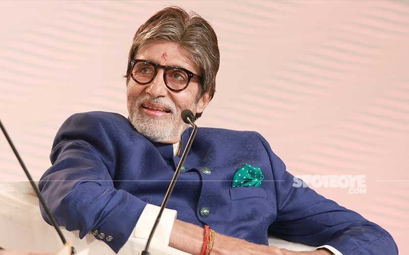 Amitabh Bachchan Drops A Cute Photo With His GoodBye Co-star; Says 'When He's On Set The Whole Atmosphere Changes', Navya Naveli Nanda Is All Hearts