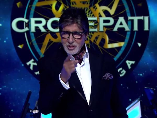 Amitabh Bachchan's Kaun Banega Crorepati 10 To Replace